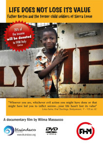 Front coverage_DVD_ENG Life Does Not Lose Its Value